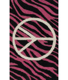 RugStudio presents Loloi Skylar SK-02 Pink / Ivory Woven Area Rug