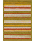 RugStudio presents Loloi Terrace TC-14 Citron / Multi Machine Woven, Good Quality Area Rug