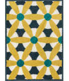 RugStudio presents Loloi Terrace TC-15 Navy / Multi Machine Woven, Good Quality Area Rug