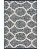 RugStudio presents Loloi Terrace TC-20 Grey / Ivory Machine Woven, Good Quality Area Rug