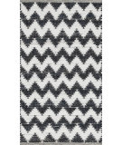 RugStudio presents Loloi Vivian Vivihvi01bl00 Black Woven Area Rug