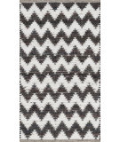 RugStudio presents Loloi Vivian VI-01 Dark Brown Woven Area Rug