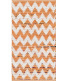RugStudio presents Loloi Vivian VI-01 Light Orange Woven Area Rug