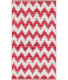 RugStudio presents Loloi Vivian Vivihvi01re00 Red Woven Area Rug