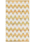 RugStudio presents Loloi Vivian Vivihvi01ye00 Yellow Woven Area Rug