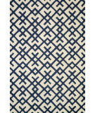 RugStudio presents Loloi Weston Hws03 Ivory / Navy Area Rug