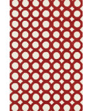 RugStudio presents Loloi Weston Hws08 Ivory / Red Area Rug
