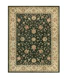 RugStudio presents Loloi Hyde HY-03 Black Ivory Hand-Tufted, Best Quality Area Rug