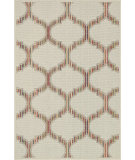 RugStudio presents Loloi Ibiza Ib-01 Ivory / Multi Machine Woven, Good Quality Area Rug