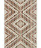 RugStudio presents Loloi Ibiza Ib-04 Ivory / Multi Machine Woven, Good Quality Area Rug