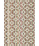RugStudio presents Loloi Ibiza Ib-05 Ivory / Multi Machine Woven, Good Quality Area Rug