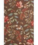 RugStudio presents Loloi In-Dora IN-06 Brown Hand-Hooked Area Rug