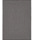RugStudio presents Loloi In/Out Io-01 Black Machine Woven, Good Quality Area Rug