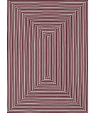 RugStudio presents Loloi In/Out Io-01 Red Machine Woven, Good Quality Area Rug