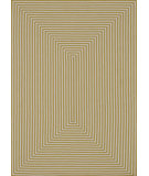RugStudio presents Loloi In/Out Io-01 Yellow Braided Area Rug