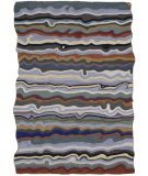 RugStudio presents Loloi Jubilee Jb-01 Pewter Woven Area Rug