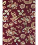 RugStudio presents Loloi Juliana JL-03 Red Hand-Hooked Area Rug