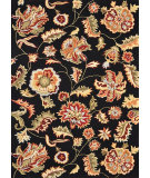 RugStudio presents Rugstudio Sample Sale 54062R Black Hand-Hooked Area Rug