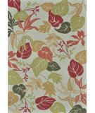 RugStudio presents Loloi Juliana JL-12 Leaves Hand-Hooked Area Rug