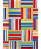 RugStudio presents Loloi Juliana JL-14 Multi-Block Hand-Hooked Area Rug