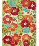 RugStudio presents Loloi Juliana JL-17 Apple - Green Hand-Hooked Area Rug