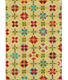 RugStudio presents Loloi Juliana Jl-25 Buttercup Hand-Hooked Area Rug