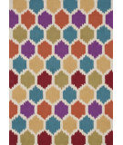RugStudio presents Loloi Juliana Jl-27 Rainbow Hand-Hooked Area Rug