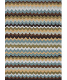 RugStudio presents Loloi Juliana Jl-28 Earth Hand-Hooked Area Rug