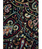 RugStudio presents Loloi Juliana Jl-32 Black Hand-Hooked Area Rug