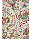 RugStudio presents Loloi Juliana Jl-32 Ivory Hand-Hooked Area Rug