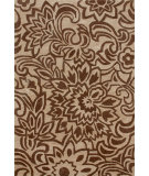RugStudio presents Loloi Kendal KE-05 Gold Brown Machine Woven, Best Quality Area Rug