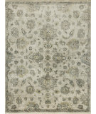 RugStudio presents Loloi Kensington Kg-02 Pewter Hand-Knotted, Best Quality Area Rug