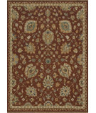 RugStudio presents Loloi Laurent Le-01 Rust Hand-Knotted, Best Quality Area Rug