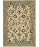 RugStudio presents Loloi Laurent Le-04 Beige / Sky Hand-Knotted, Best Quality Area Rug