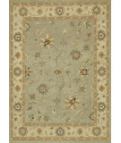 RugStudio presents Loloi Laurent Le-05 Sage / Gravel Hand-Knotted, Best Quality Area Rug
