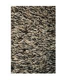 RugStudio presents Loloi Linden LI-02 Silver-Black Area Rug