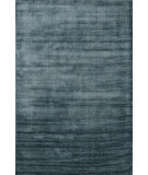 RugStudio presents Loloi Luxe Lx-01 Blue Steel Woven Area Rug