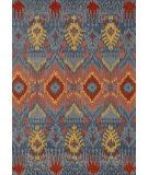 RugStudio presents Loloi Leyda Ly-01 Blue Hand-Tufted, Better Quality Area Rug