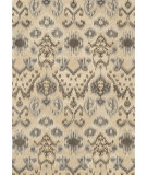 RugStudio presents Loloi Leyda Ly-04 Cream / Grey Hand-Tufted, Better Quality Area Rug
