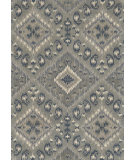 RugStudio presents Loloi Leyda Ly-07 Grey / Denim Hand-Tufted, Better Quality Area Rug