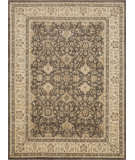 RugStudio presents Loloi Majestic Mm-12 Grey - Ivory Hand-Knotted, Best Quality Area Rug