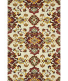 RugStudio presents Loloi Mayfield Mf-05 Multi / Red Hand-Hooked Area Rug