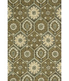 RugStudio presents Loloi Mayfield Mf-11 Brown Hand-Hooked Area Rug