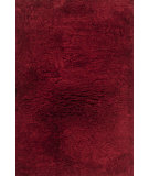 RugStudio presents Loloi Mason Shag Mh-01 Crimson Area Rug