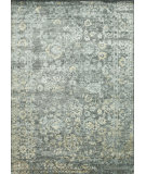 RugStudio presents Loloi Mirage Mk-01 Raven Hand-Knotted, Good Quality Area Rug