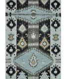 RugStudio presents Rugstudio Sample Sale 68424R Slate Hand-Hooked Area Rug