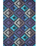 RugStudio presents Loloi Milano Ml-03 Violet Hand-Hooked Area Rug