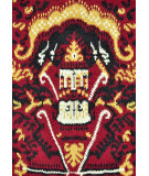 RugStudio presents Loloi Milano Ml-04 Wine Hand-Hooked Area Rug