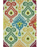 RugStudio presents Rugstudio Sample Sale 68431R Multi Hand-Hooked Area Rug