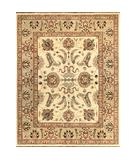 RugStudio presents Loloi Majestic MM-02 Ivory-Gold Hand-Knotted, Best Quality Area Rug